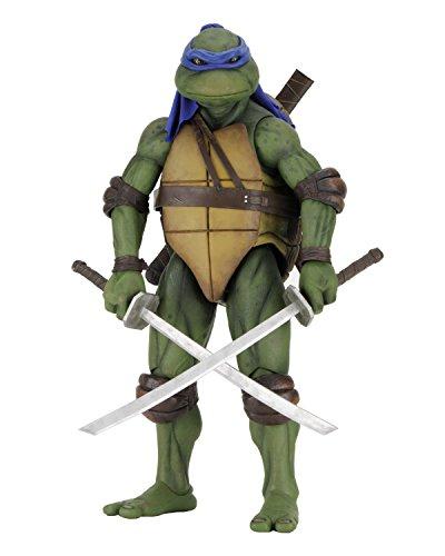 Tmnt Face Paint (NECA Teenage Mutant Ninja Turtles Leonardo 1/4 Scale Action)