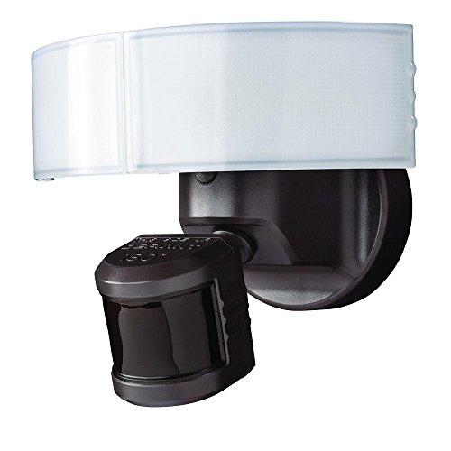 Defiant 180 Bronze LED Motion Outdoor Security Light