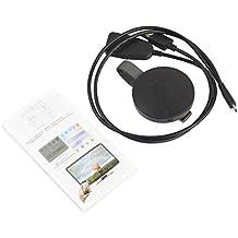 Inverlee Miracast Chromecast 2 Digital HDMI Media Video Streamer 2nd Generation (Gray)