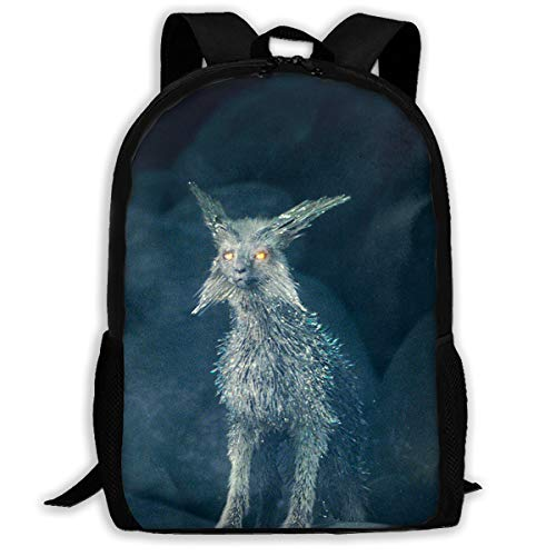 Webb Backpack Briefcase Laptop Travel Hiking School Bags Crystal Foxes Stylish Daypacks Shoulder Bag