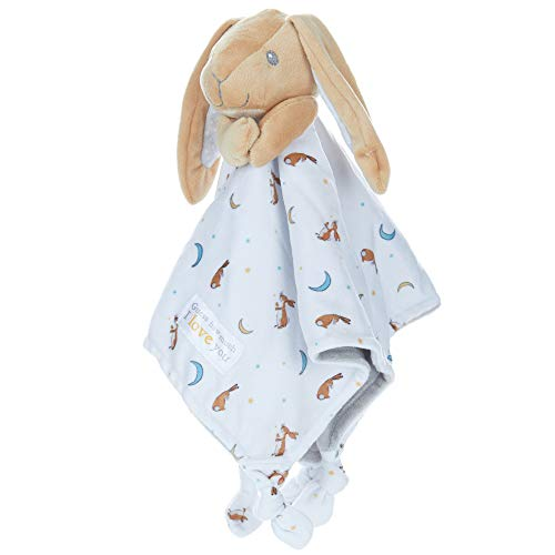 Guess How Much I Love You Nutbrown Hare Blanky & Plush Toy, 14""