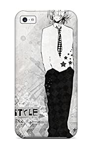 TYH - Frank J. Underwood's Shop 4K4 D Gray Man Case Compatible With ipod Touch 4/ Hot Protection Case phone case