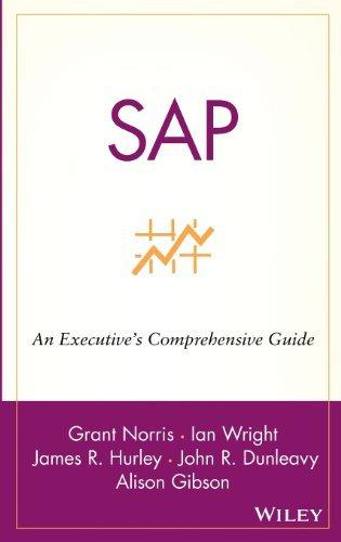 Download SAP: An Executive's Comprehensive Guide Pdf