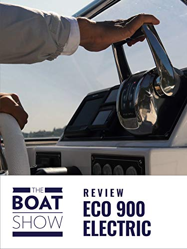 Clip: Eco 900 Electric - The Boat Show