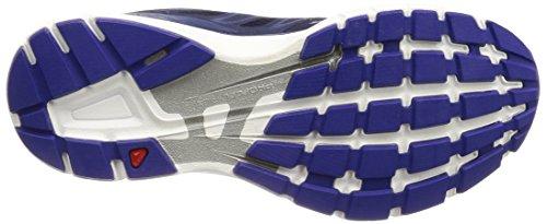 Running White Trail Shoes Blue Salomon Blue 75 Evening Blue Sonic Spectrum Women's W Blue ISvSwXxt