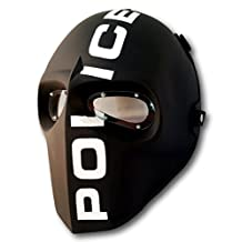 Invader King ™ Police Airsoft Army of Two Airsoft Mask Protective Gear Outdoor Sport Fancy Party Ghost Masks Bb Gun