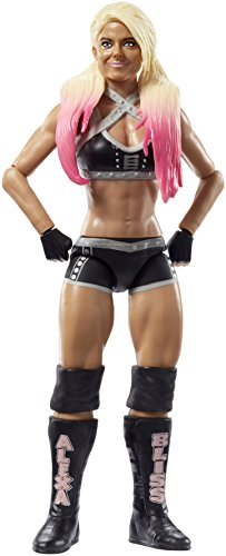 WWE Series # 85 Basic Alexa Bliss Action Figure