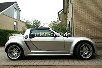 Smart Roadster Seitenschweller Top Tuning