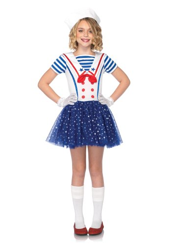 Children's Sailor Sweetie Costume