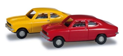 """Used, HERPA 65979 """"N/Opel Kadett B Coupé Model Set for sale  Delivered anywhere in USA"""