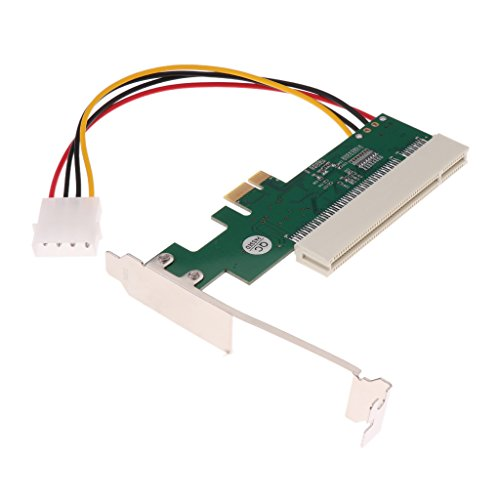 MagiDeal PCIE PCI-Express PCI-E X1 X 4 X8 X 16 To PCI Bus Riser Card Adapter Converter by Unknown (Image #6)