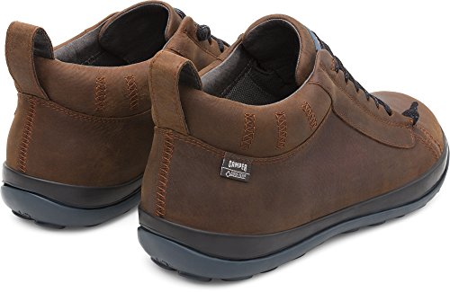 Sneaker Peu Camper Uomo Pista Marrone qfWAYZ