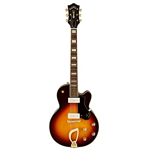 75 Hollow Body Electric Guitar - 1