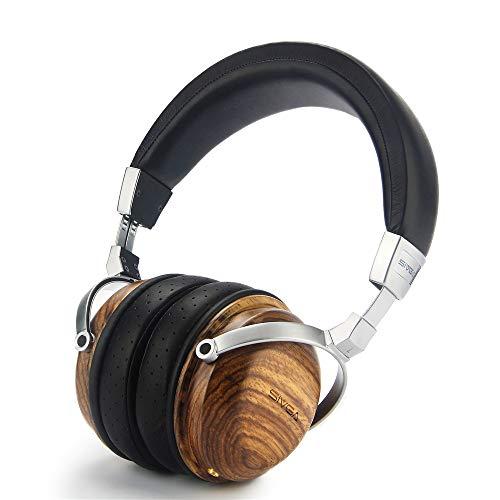 SIVGA SV003 سر و صدای چوبی در گوش