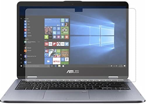 brotect 1-Pack Screen Protector compatible with Asus VivoBook 14 X412FA HD-Clear Protection Film