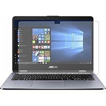 "PcProfessional Screen Protector (Set of 2) for Asus Vivobook Flip TP410UA TP401CA 14"" Laptop Anti Glare Anti Scratch"