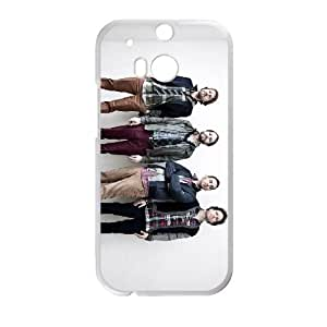 HTC One M8 Cell Phone Case Covers White Heinz aus Wien gift Q6549224