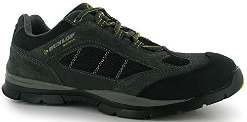 Yellow Workwear Charcoal Sicherheit Herren Stabiler geschnürt Stiefel Schuhe Lowa RnH8CwSq1
