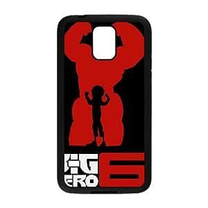 Samsung Galaxy S5 Cell Phone Case Black Big Hero 6 AG6092463