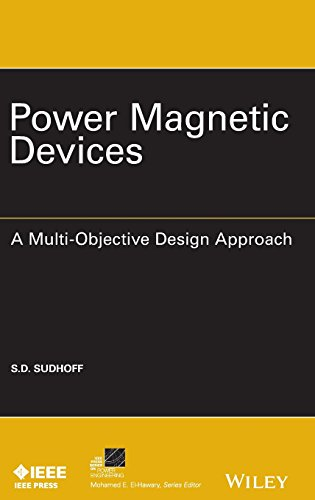 (Power Magnetic Devices: A Multi-Objective Design Approach)