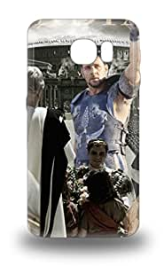 Hot Galaxy 3D PC Case Cover Protector For Galaxy S6 Dreamworks Gladiator Action War Romance ( Custom Picture iPhone 6, iPhone 6 PLUS, iPhone 5, iPhone 5S, iPhone 5C, iPhone 4, iPhone 4S,Galaxy S6,Galaxy S5,Galaxy S4,Galaxy S3,Note 3,iPad Mini-Mini 2,iPad Air )