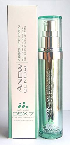 AVON Anew Clinical Absolute Even Multi-Tone Skin Corrector with DSX-7 30ml - 1.0oz ()