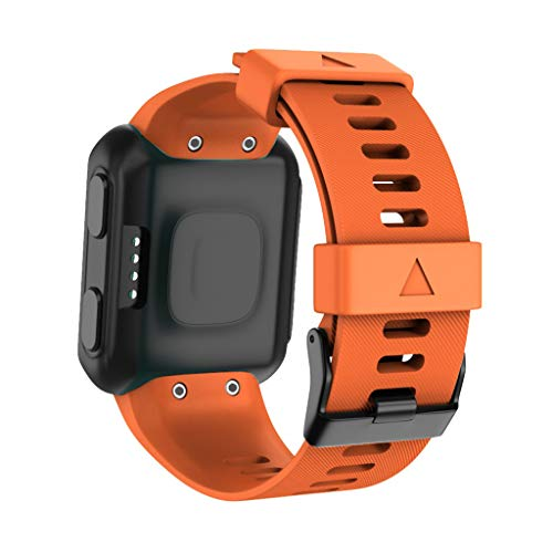 Clearance! For Garmin Forerunner 35, Sports Silicone Bracelet Watchband for Women Men Adjustable Replacement Wrist Straps
