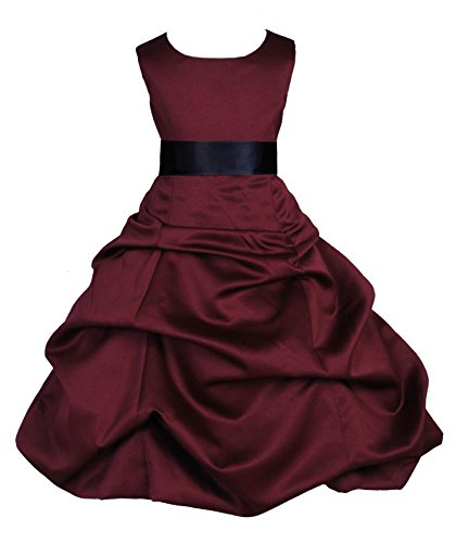 Wedding Pageant Burgundy Pick up Recital product image