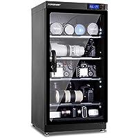FORSPARK Camera Dehumidifying Dry Cabinet 8W 100L -...