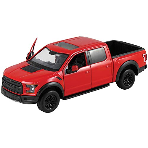 (FAIRFIELD COLLECTIBLES 2017 Ford F150 Raptor Die Cast & Plastic 1:27 Scale Model - Off Road Monster )