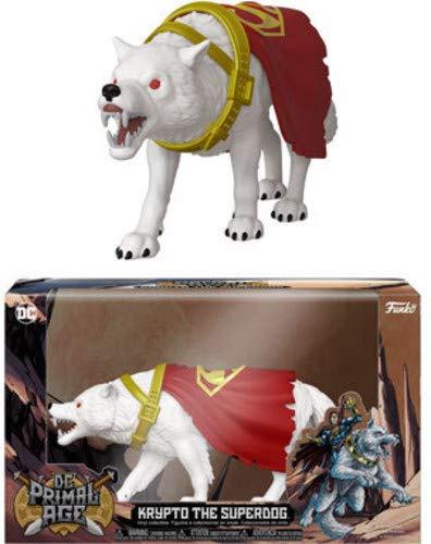 Funko-Dc PRIMAL età-Krypto LA FIGURA IN VINILE Superdog
