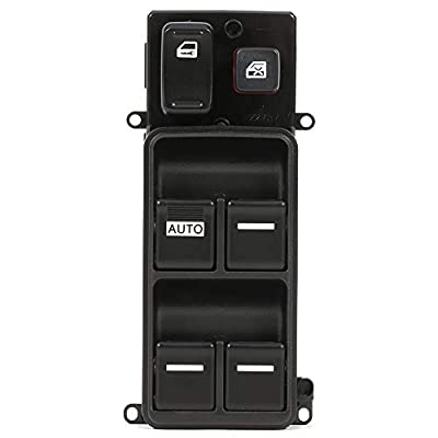 Fit for 2005-07 Honda Accord EX 4 Door (Fits 4 Door Sedan EX Models only) Power Window Switch Master Control Switch Factory Replace OE 35754-SDA-309: Automotive