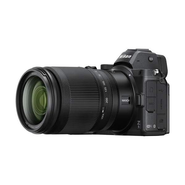 RetinaPix Nikon Digital Camera Z 5 Kit with NIKKOR Z 24-200mm f/4-6.3 Lens