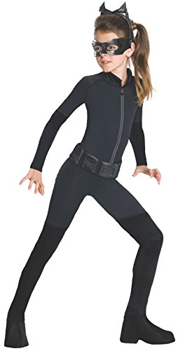 Batman Dark Knight Rises Child's Catwoman Costume