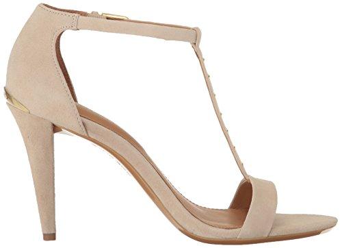 Calvin Klein Donna Sandalo Con Tacco Nashha Sabbia