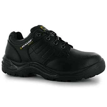 Dunlop Mens Kansas Safety Lace Up Shock Absorbing Oil and Slip Resistant Shoes