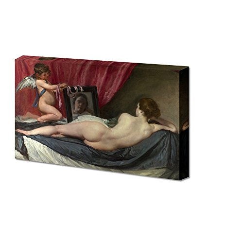 Rokeby Venus by Diego Velazquez Giclee ped Gallery