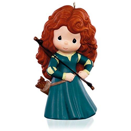 - Hallmark Disney/Pixar - Precious Moments Brave Princess Merida 2015 Keepsake Ornament