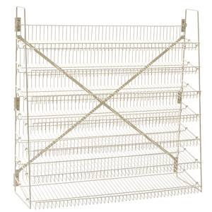 Wire Candy Snack Rack, 7 Tier, 48