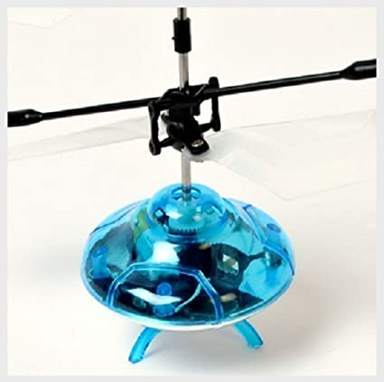 Buy Aura X Remote Control UFO - CYAN Online at Low Prices in