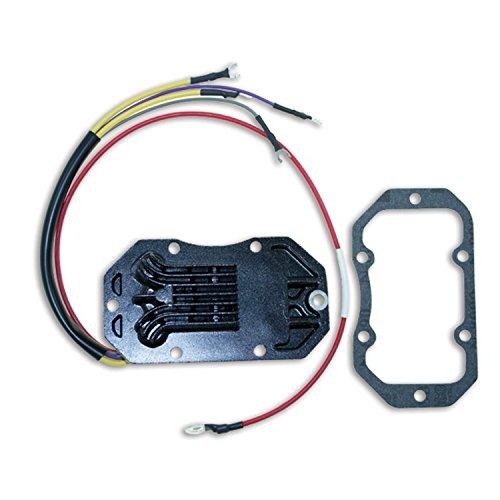 - CDI Electronics 193-5204 Johnson/Evinrude Voltage Regulator - 4/6 Cyl. 35 Amp (1984-1992)