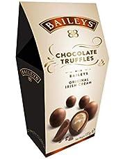 Baileys Irish Cream Twist Wraps Milk Chocolate Truffles in a Box, 135G