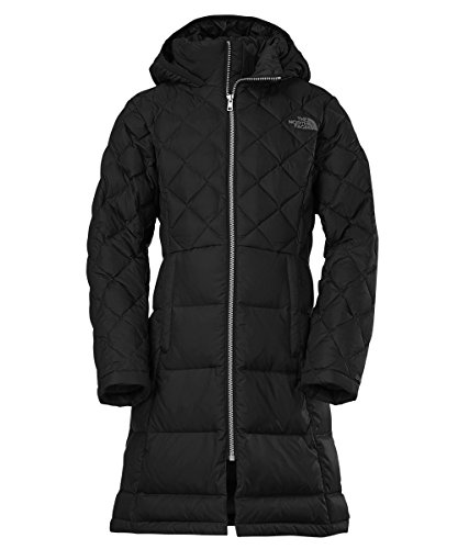 The North Face Kids Girl's Metropolis Down Jacket (Little Kids/Big Kids) TNF Black Outerwear XL (18 Big Kids) by The North Face