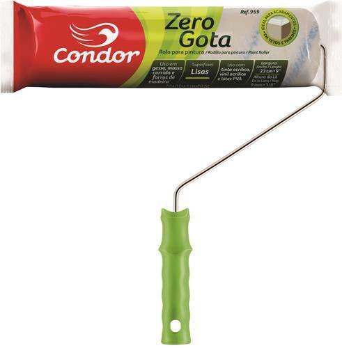Rolo de Lã Condor 23Cm com S