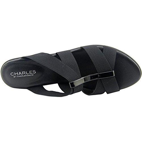Charles by Charles David - Sandalias de vestir para mujer negro