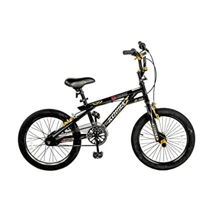 Amazon.com : Razor Kobra Boy\'s Bicycle, 18-Inch : Childrens Bicycles ...