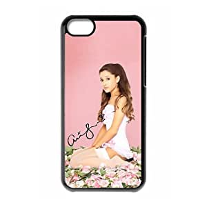 Ariana Grande DIY phone Case case For iPhone 5C QWER83220