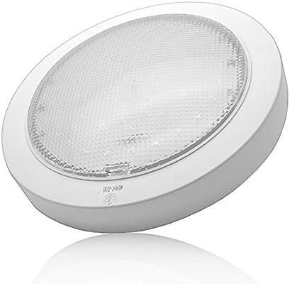 Luces interiores – MASO 12 V 9 W lámpara de techo LED de fijación ...