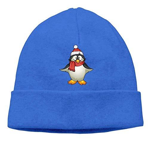 Unisex Santa Hat Penguin Classic Fashion Daily Beanie Hat Skull Cap