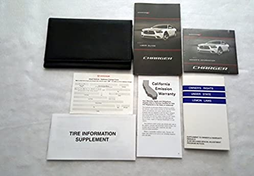 2011 dodge charger owners manual dodge amazon com books rh amazon com 2011 dodge charger police owner's manual 2011 dodge charger police owner's manual